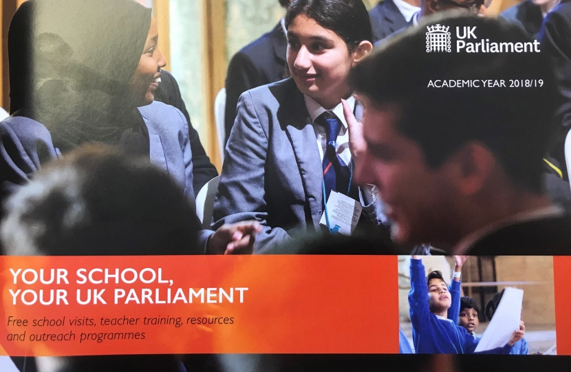 The Parliamentary Education Service