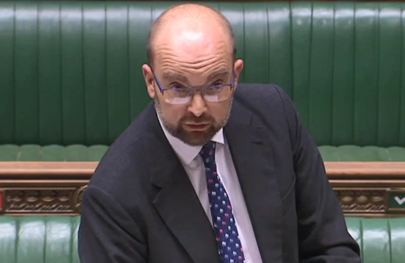 James Duddridge MP